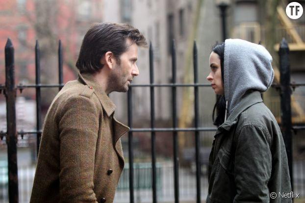 Jessica Jones face à son violeur, Kilgrave
