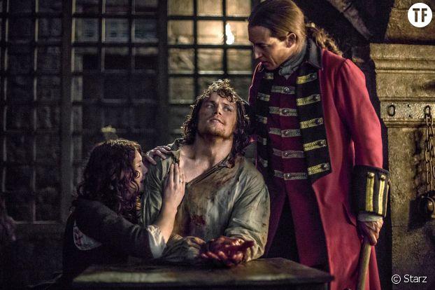 Outlander : la série a brisé le tabou autour du viol masculin
