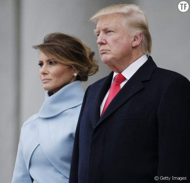 Faut-il sauver Melania Trump