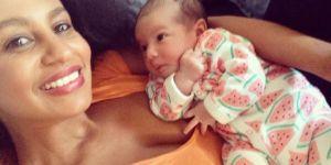 Cette jeune maman poste une photo sur Instagram et se fait diagnostiquer une infection
