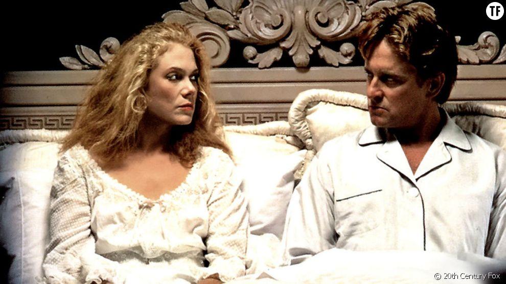 """Le couple explosif de """"La Guerre des Rose"""""""