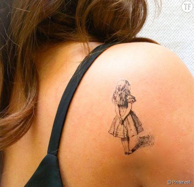 15 tatouages inspirés par des livres d'enfants