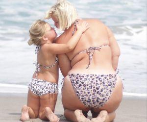 """Traitée de """"grosse"""" par sa fille, cette maman lui délivre un message inspirant"""