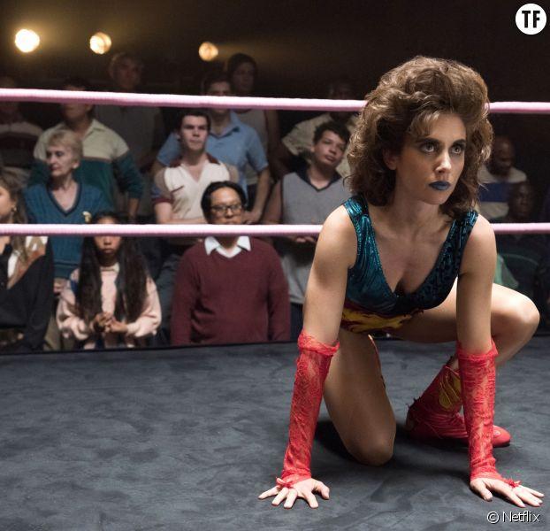 GLOW : 4 bonnes raisons de mater la nouvelle série de Netflix