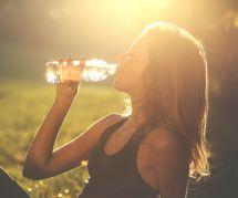 Canicule : calculez la quantité d'eau que vous devriez boire par jour