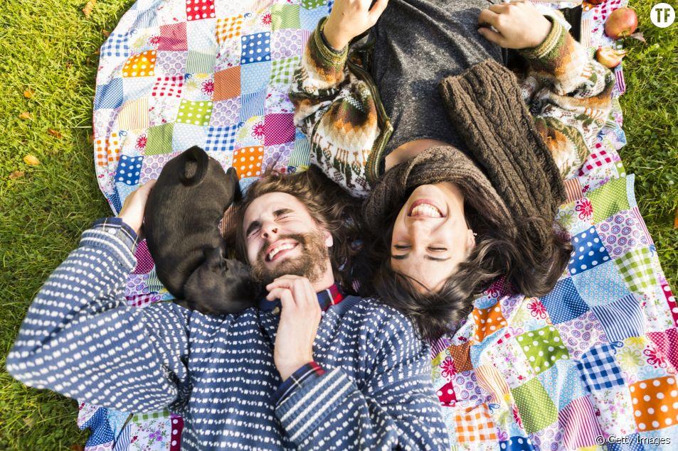 Les chiots sont-ils la clé du bonheur conjugal ?