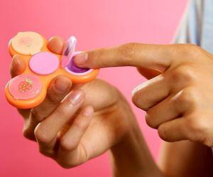 Hand spinner : et maintenant... le gloss !
