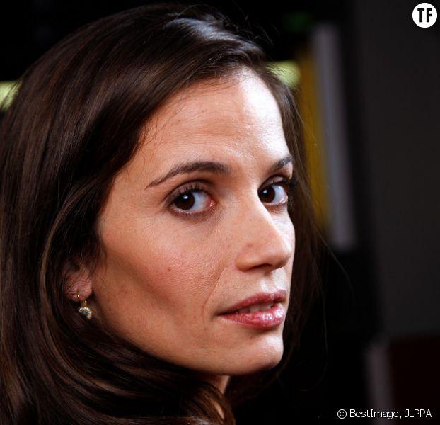 Anne-Cécile Mailfert à Paris le 9 novembre 2013.