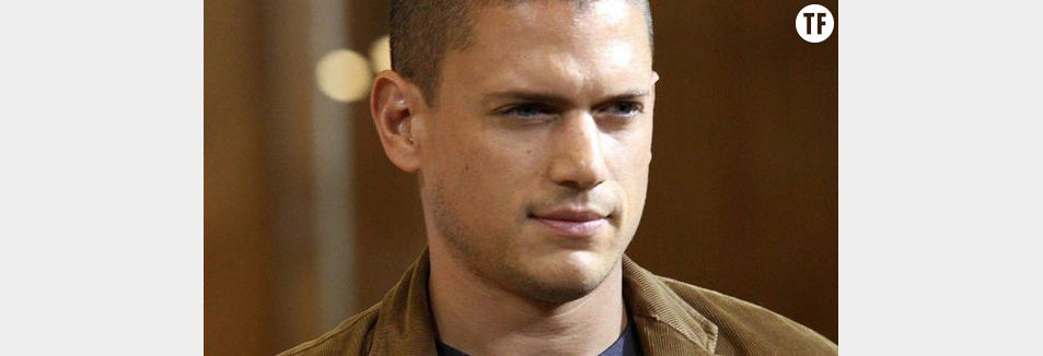 Wentworth Miller dans Prison Break