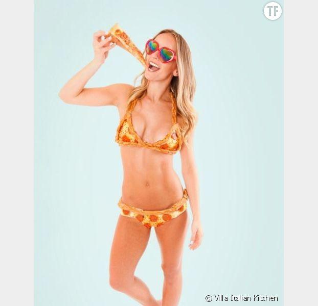 on vous présente le Bikini pizza