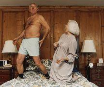 Pourquoi nous devrions continuer à faire l'amour en vieillissant