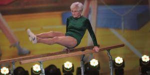 Cette mamie gymnaste de 92 ans va vous filer des complexes