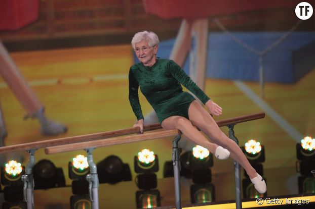 Johanna Quaas en 2012. Elle avait alors 86 ans.