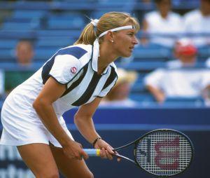 La joueuse de tennis Steffi Graf