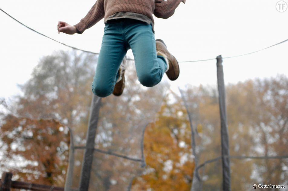 Les trampolines sont-ils dangereux pour nos enfants ?