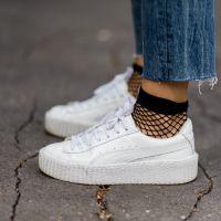 La m thode la plus simple pour nettoyer des baskets blanches - Nettoyer basket blanche ...