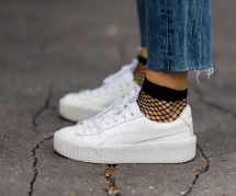 La méthode la plus simple pour nettoyer des baskets blanches
