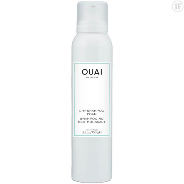 Shampoing sec moussant OUAI