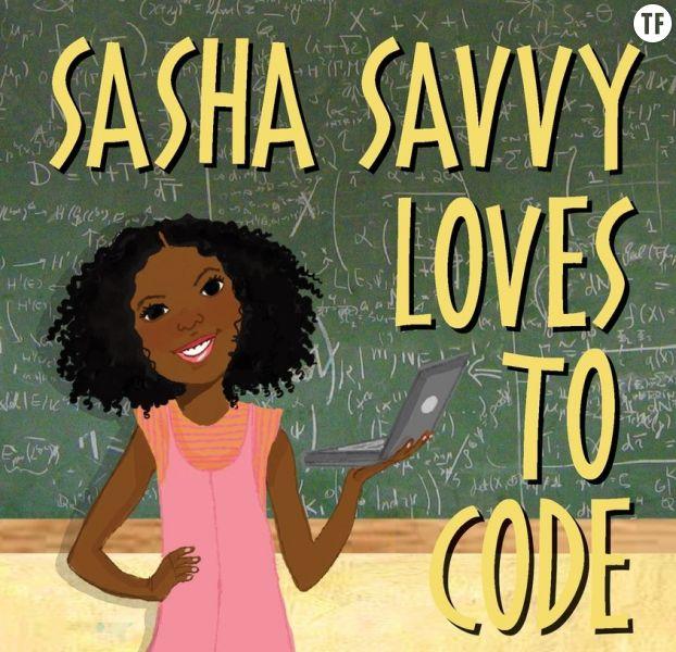Cette jeune femme a écrit un livre pour encourager les filles à coder