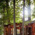 Cette cabane dans les arbres est la plus demandée d'Airbnb