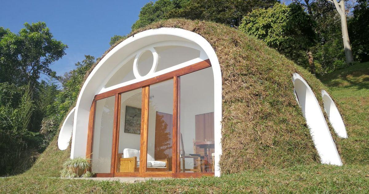 colo et pas ch re cette maison de hobbit a tout pour plaire terrafemina. Black Bedroom Furniture Sets. Home Design Ideas