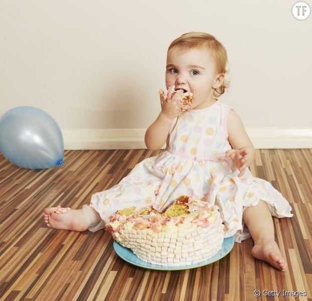 Smash cake : c'est quoi ce gâteau pour bébé et comment le reproduire ?