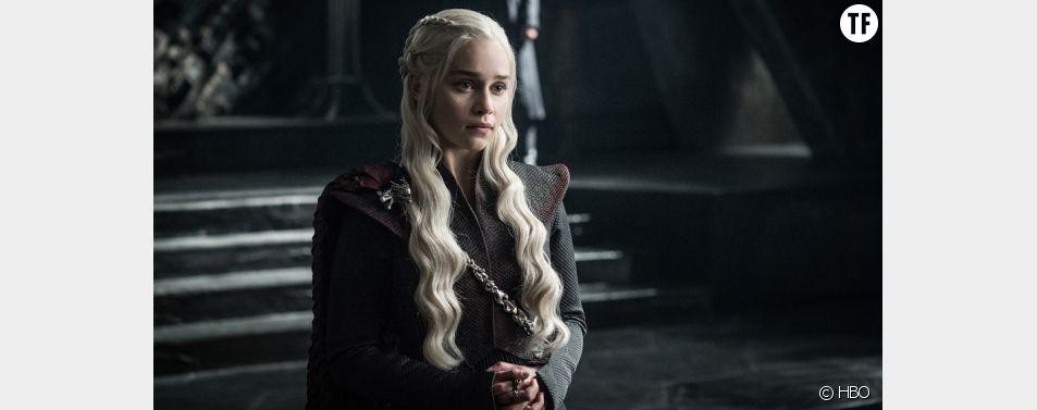 Game of Thrones saison 7 (Emilia Clarke)