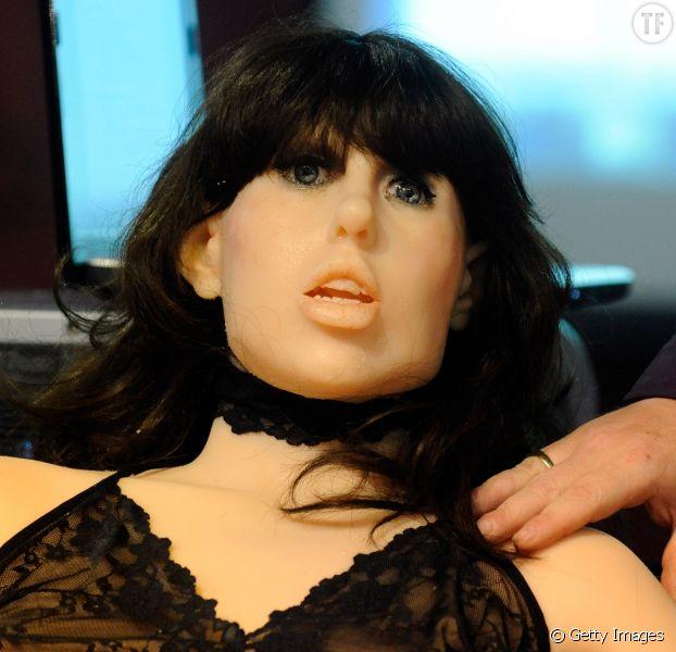 L'un des robots sexuels de TrueCompanion