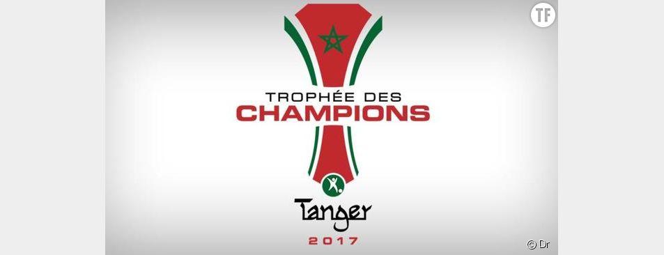 Affiche officielle du Trophée des Champions 2017