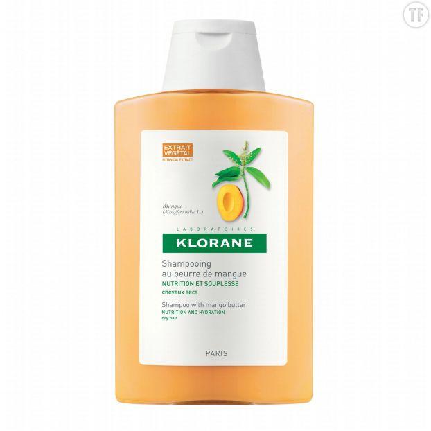 Shampoing Klorane au beurre de mangue