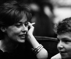 Jeanne Moreau : immensément star et maman contre son gré