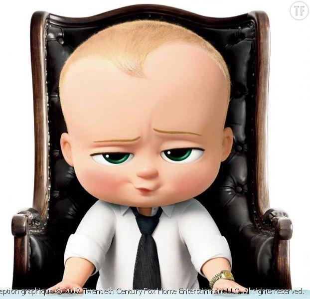 Le bébé tyrannique du film Baby Boss