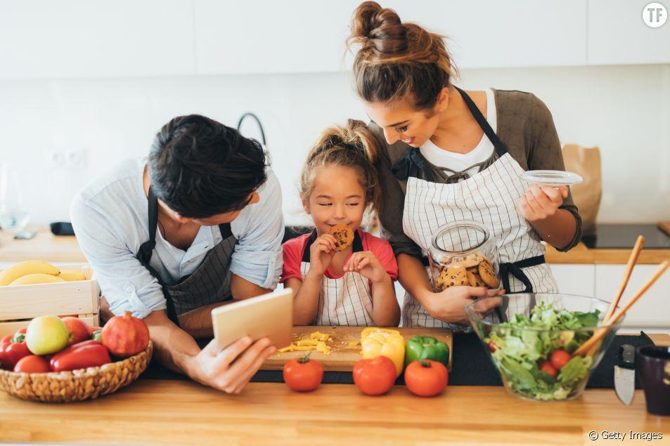 Comment donner envie à ses enfants de manger de tout ?