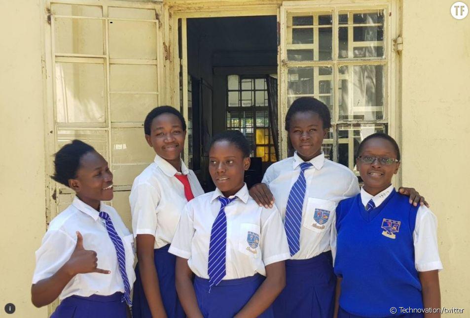 Cinq ados kényanes s'attaquent à l'excision avec une appli