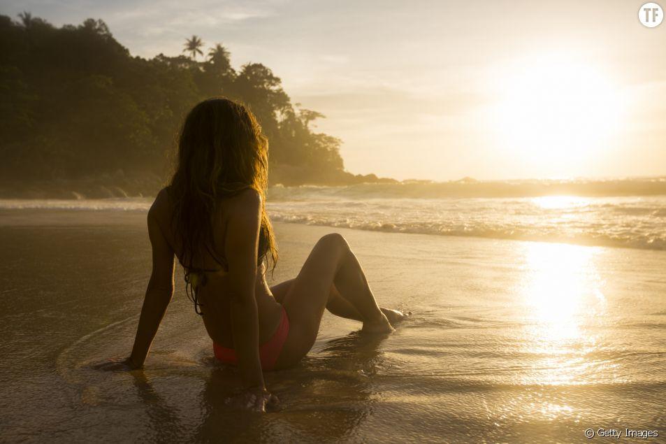 """Selon un récent sondage Ifop, 29% des femmes françaises ont déjà pratiqué le """"topless""""."""