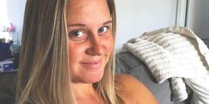 Cette maman partage son expérience de l'allaitement en postant une photo bouleversante