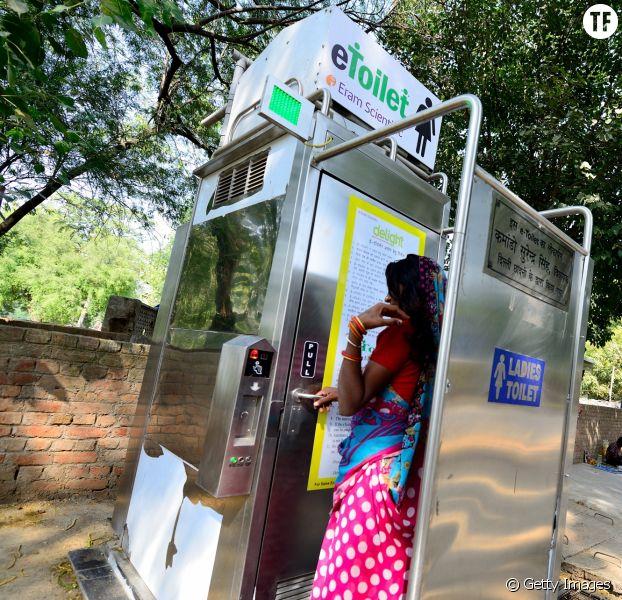 Inde: ne disposant pas de toilettes à domicile, elle obtient le divorce