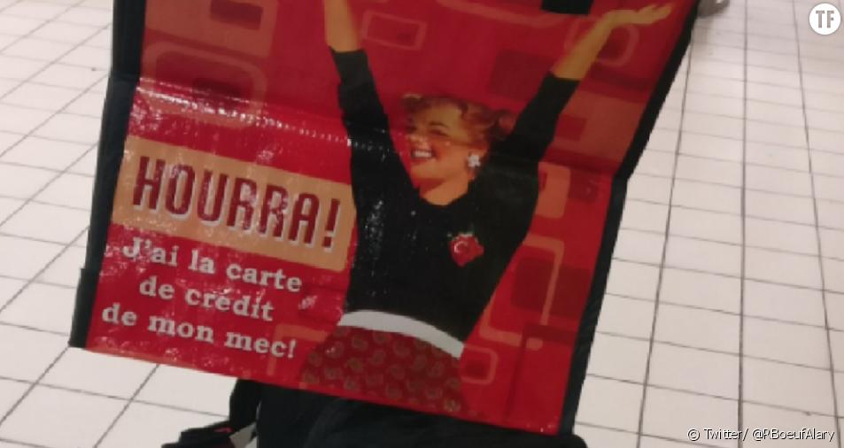 La marque Auchan fait un bad buzz en diffusant une pub très sexiste