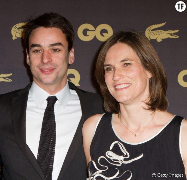 Julian bugier le pr sentateur du jt de france 2 en couple avec une journaliste terrafemina - Journaliste femme france 2 ...