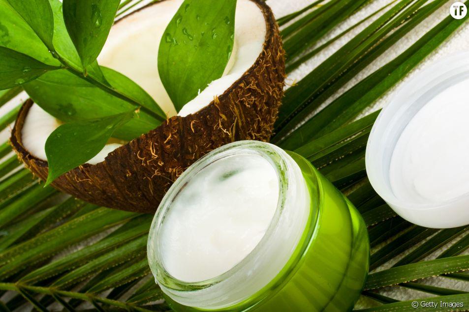 Comment fabriquer un déodorant bio naturel à l'huile de coco