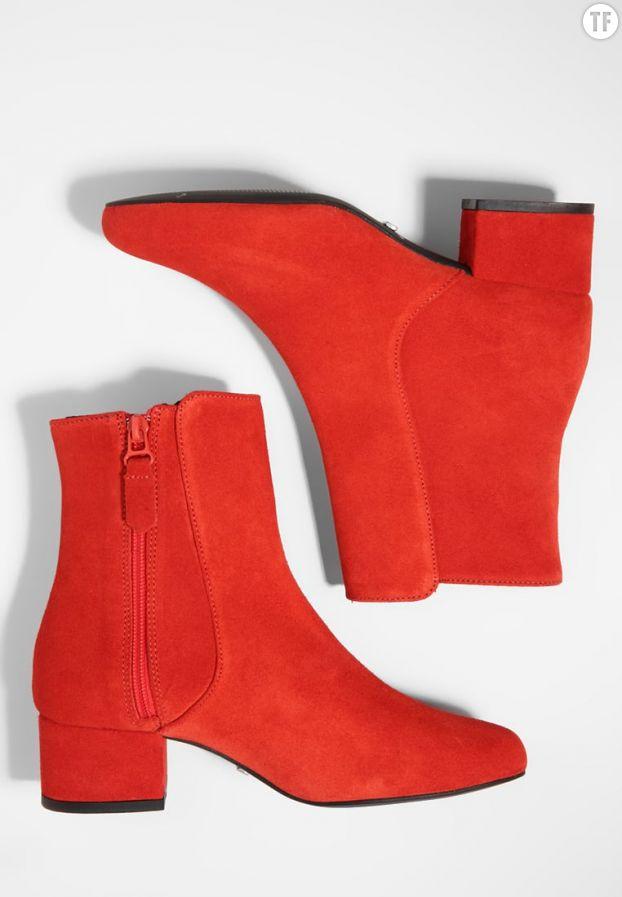 chaussures de séparation 9b6ce faaec Voici la paire de bottines qui sera partout cet hiver ...