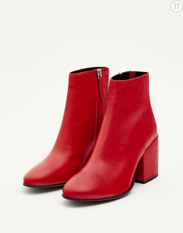 Bottines Pull & Bear