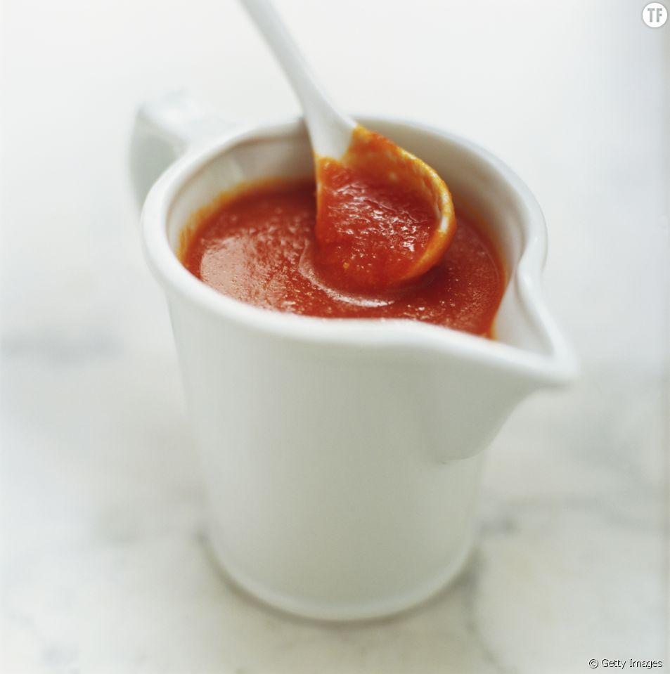 La surprenante recette du ketchup maison aux fraises