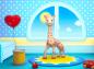 Sophie la girafe, héroïne d'une nouvelle série d'animation basée sur la méthode Montessori