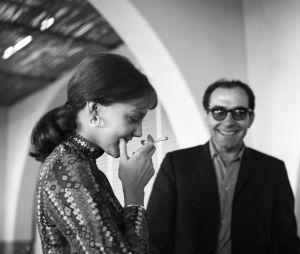 Anne Wiazemsky et Jean-Luc Godard à Venise, 1967