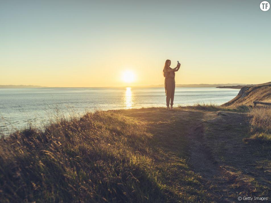 Les selfies de falaise, la nouvelle tendance qui buzze sur Instagram