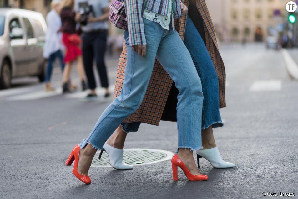 10 idées de look pour porter le jean au bureau avec style