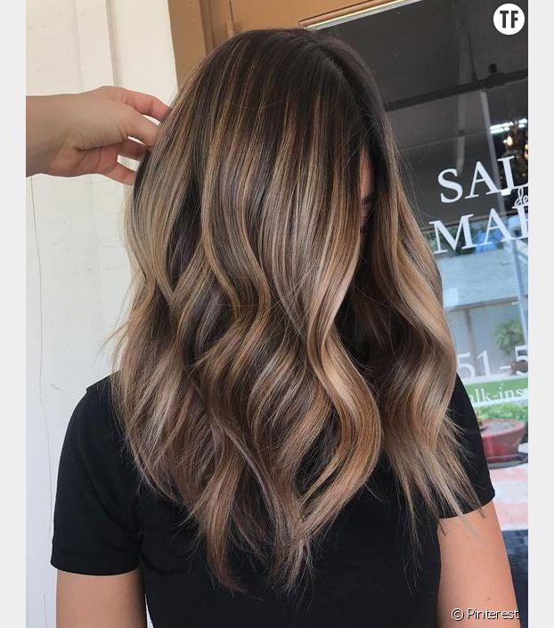 Tendances cheveux  les 7 colorations les plus populaires