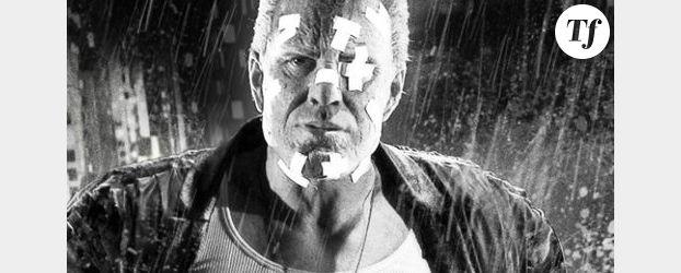 Mickey Rourke sera-t-il Marv dans « Sin City 2 » ?