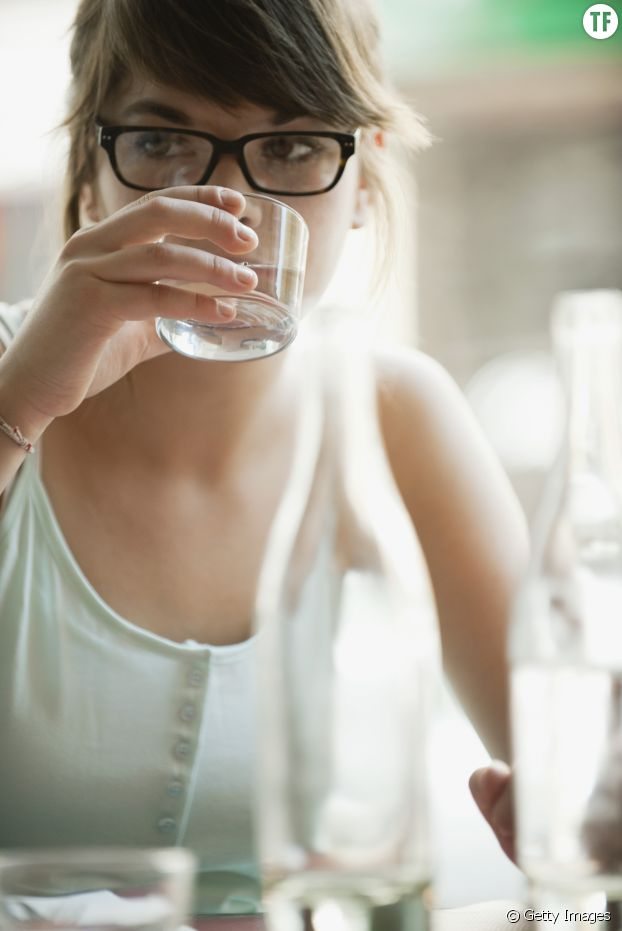 6- Buvez plus d'eau